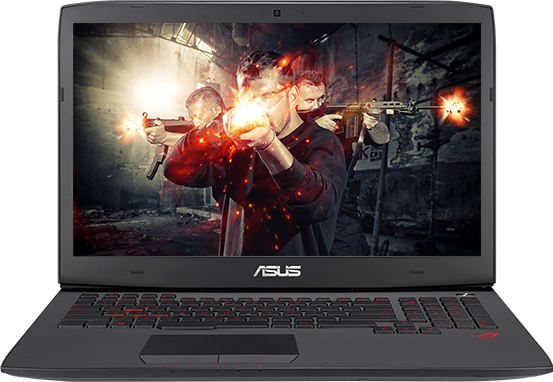 ASUS RoG G751JY Best Gaming Laptop 2019