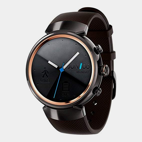 ASUS ZenWatch 3 -Great Build Quality