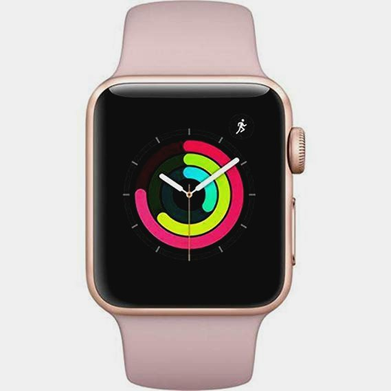 Apple Watch Series 3 -Great for Fitness