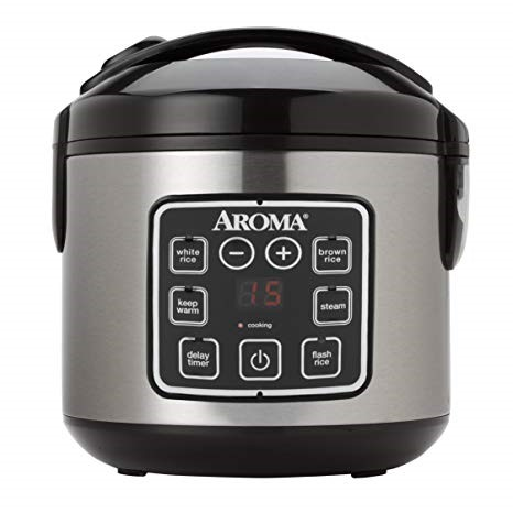 Aroma Housewares Digital stylish Rice Cooker
