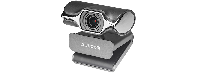 Ausdom AW620 Pro Stream Web Camera- The Webcam Designed for Total Systems