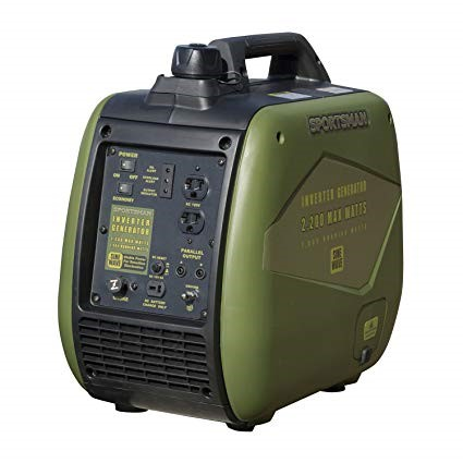 Buffalo Tools Sportsman 1000-Watt Inverter Generator