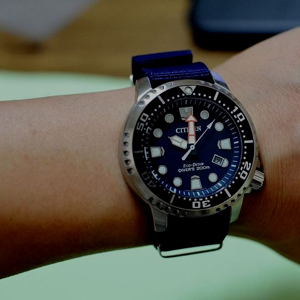 Citizen Watches Mens BN0151-09L Promaster is Professional Diver