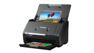Epson FastFoto FF-680W Wireless Best Fastest Feeder Scanner/Best Feeder