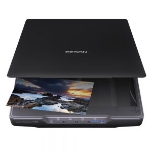 Epson Perfection V39 Best Cost-Effective Flatbed Photo Scanner