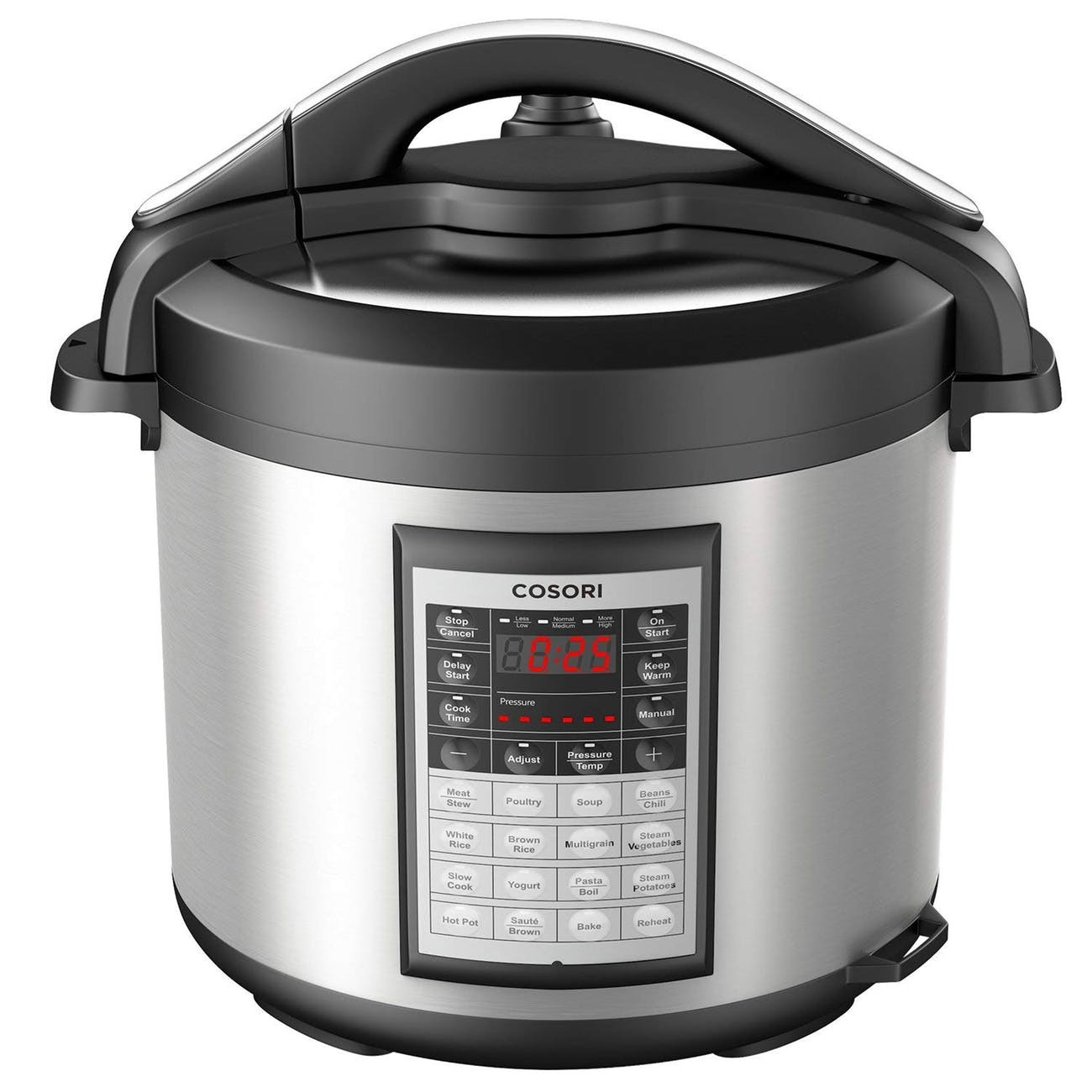 Healthy MultiPot 9-in-1 Programmable stylish Pressure Cooker 6 Quarts