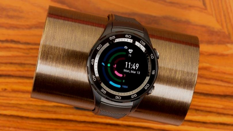 Huawei Watch 2- Lightweight and Comfortable