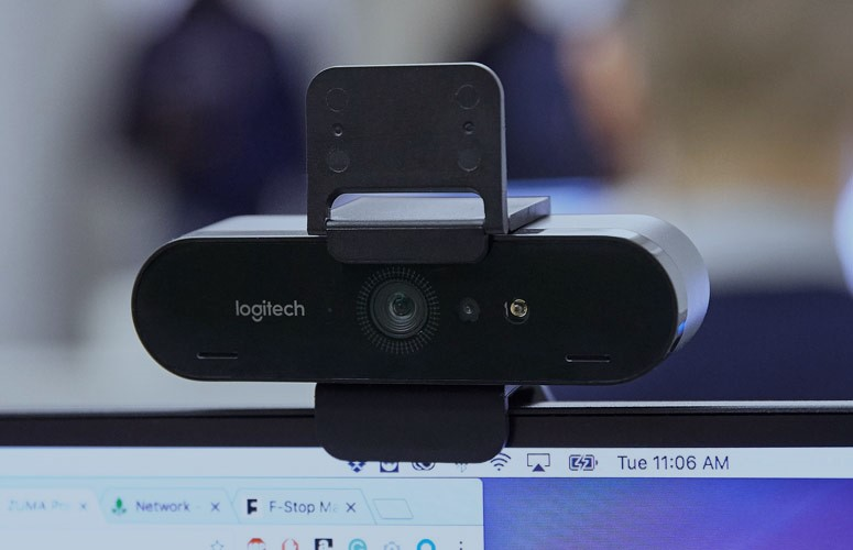 Logitech BRIO Ideal for Professional Live Streaming
