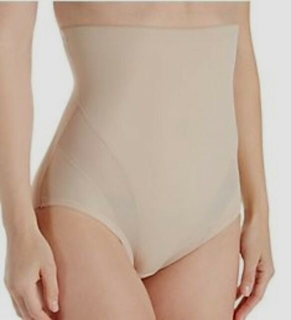Naomi and Nicole Womens Back Magic Firm Control Hi Waist Brief