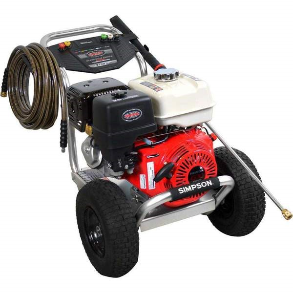 SIMPSON cleansing ALH4240 metal four.0 GPM Pressure Washer gone Honda GX390 OHV Engine