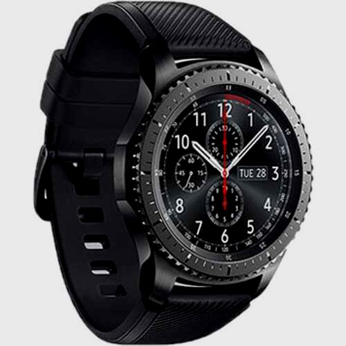 Samsung Gear S3 -Modern taking into account Lots of Features