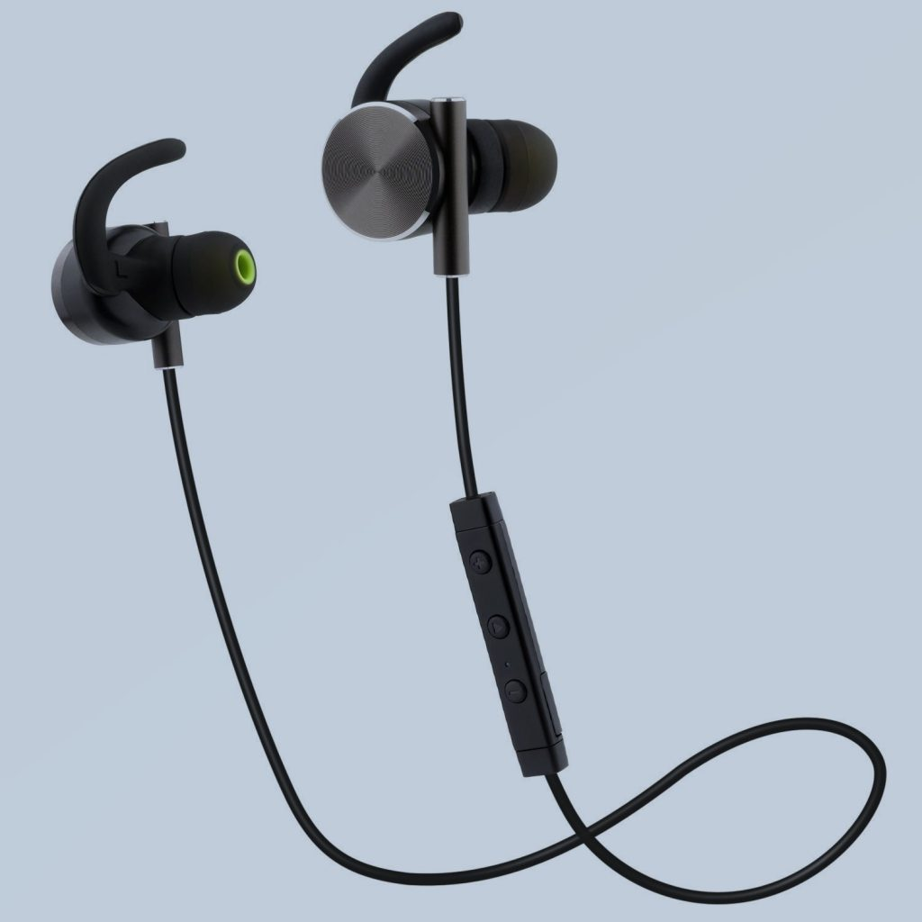 SoundPEATS Bluetooth Headphones Extremely Small in Size