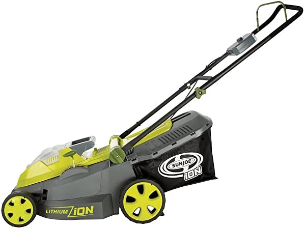 Sun Joe Hybrid conductor also known electrical mower, 16''