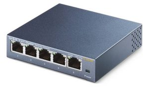 TP-Link 5-Port Fast Ethernet Switch Most affordable Switch