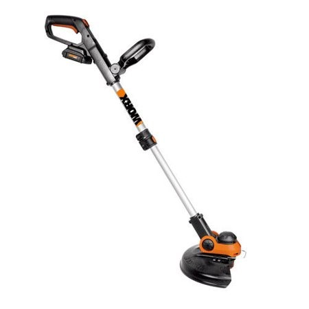 Worx WG163 GT 3.0 20V Cordless Grass Trimmer/Edger also Command Feed