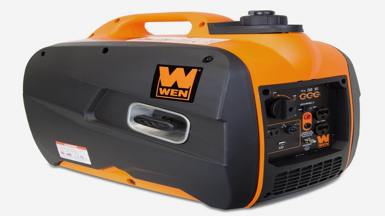 Wen 56200i Super Quiet 2000-Watt bearable inverter Generator, CARB Compliant