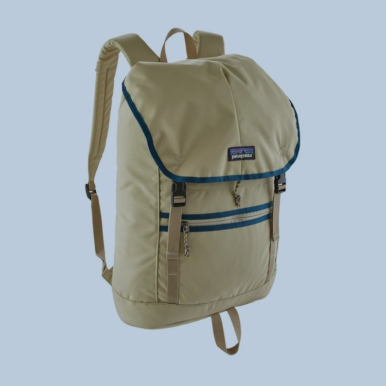 A black-hole backpack for delivery everything: Patagonia Arbor Classic Pack 25L
