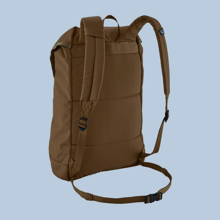 A black-hole backpack for delivery everything: Patagonia Arbor Classic Pack 25L2