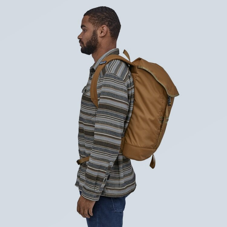 A black-hole backpack for delivery everything: Patagonia Arbor Classic Pack 25L4