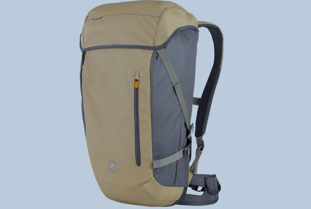 A small and stylish wear-to-work bag: Rains Backpack Mini2