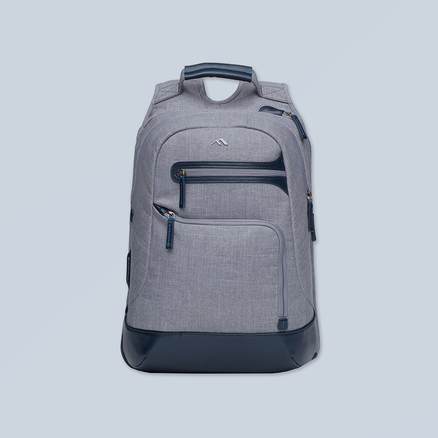 A small and stylish wear-to-work bag: Rains Backpack Mini 1