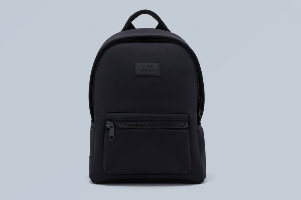 A small and stylish wear-to-work bag: Rains Backpack Mini