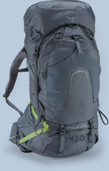 A subtly fashion-forward, modest backpack: ISM The Backpack3