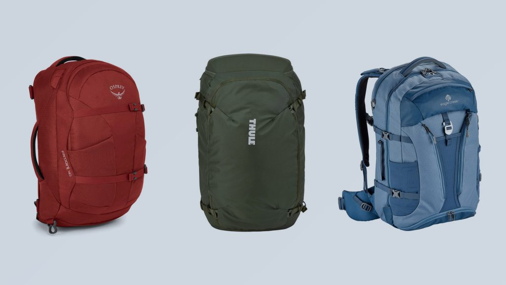 A subtly fashion-forward, modest backpack: ISM The Backpack