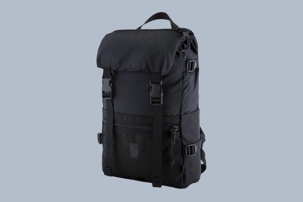 Campground turned commuter: Topo Rover Pack