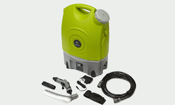 Aqua2go Pro Portable Pressure Washer