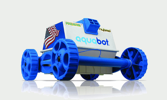 Aquabot Rover Pool Cleaner