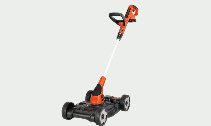 BLACK+DECKER MTC220 3-in-1 TrimmerEdger and Mower