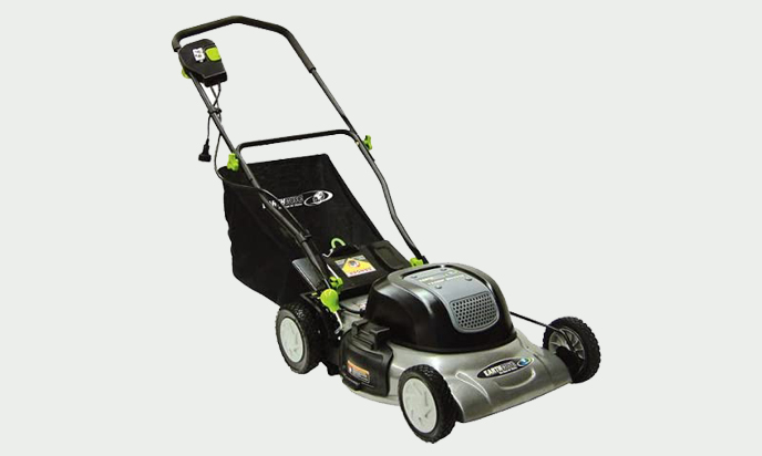 Earthwise 20-Inch Corded Electric Lawn Mower