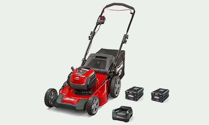 Snapper XD 82V MAX Cordless Electric 21-Inch Lawn Mower