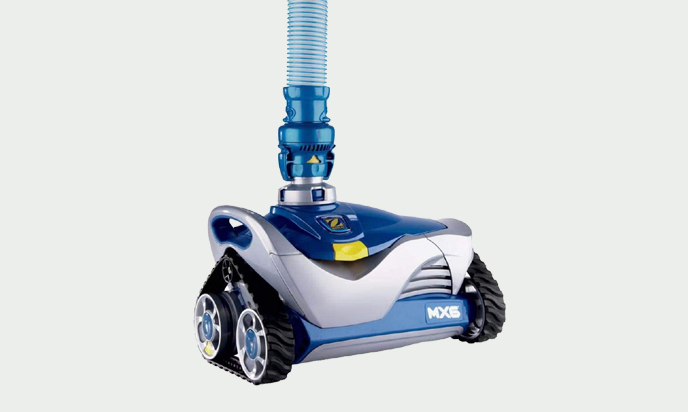 Zodiac Automatic MX6 in Ground Pool Cleaner